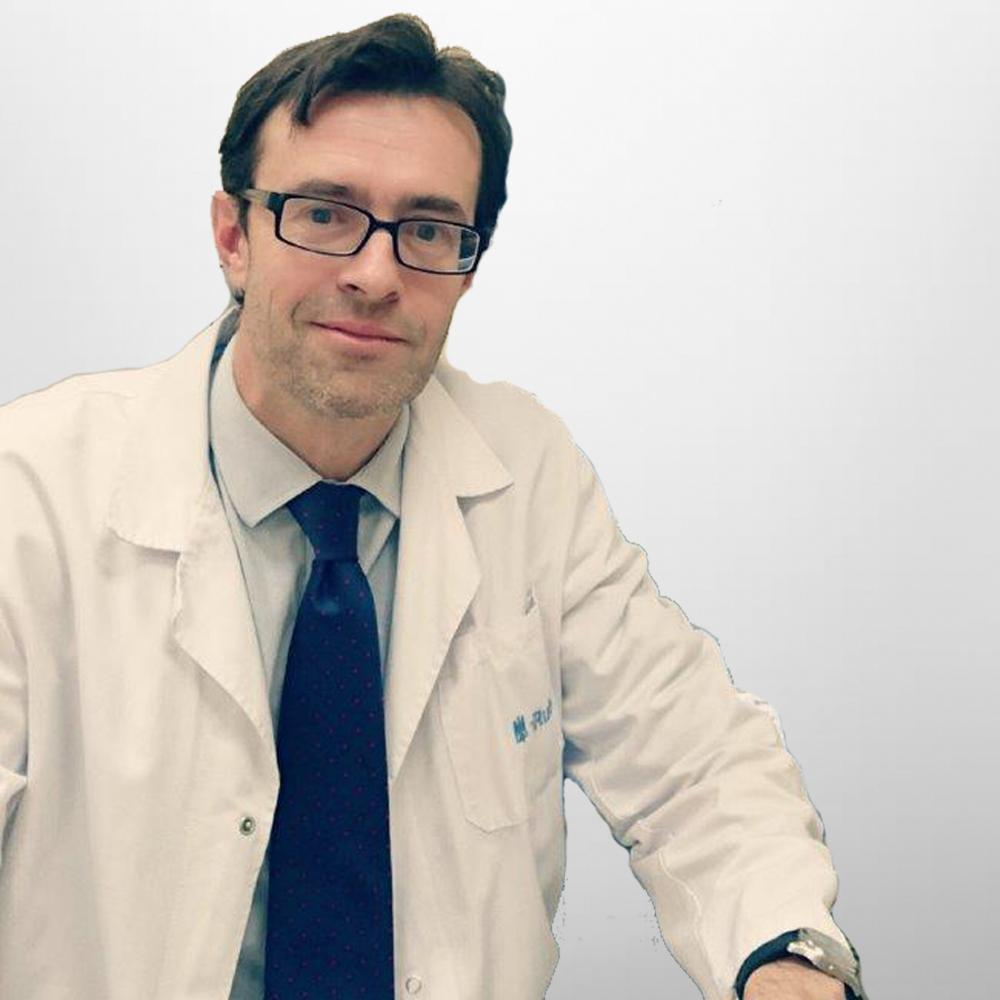 Dr. Juan Arbués